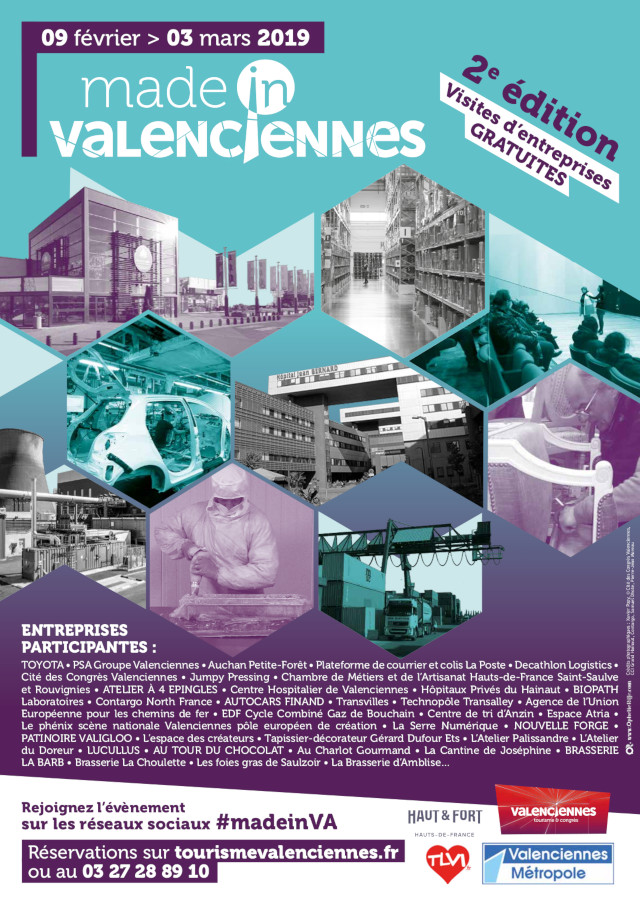 Made in Valenciennes 2019